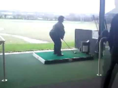 Golf Funny Shot