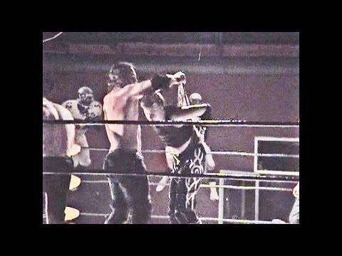 atomicwedgietv - Great North Wrestling Star HANNIBAL