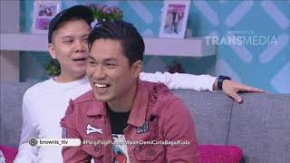 Video BROWNIS - Kisah Cinta Rizal Armada (3/7/18) Part1 MP3, 3GP, MP4, WEBM, AVI, FLV Maret 2019