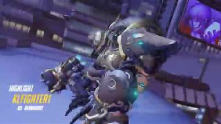 Reinhardt and DVA have sex with enemy team