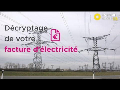 Energie News #13 : Evolutions des TRV, taxes... Décryptez votre facture d'électricité !
