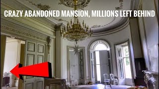 Abandoned Drug Dealers Mansion part 2 [Urbex-Urban Exploration]