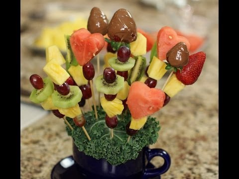 How To Make Fruit Arrangements For Special Occasions And Gifts by Rockin Robin