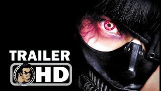 Nonton Tokyo Ghoul Official Trailer  2017  Horror Action Movie Hd Film Subtitle Indonesia Streaming Movie Download