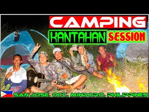EP96 - Camping, Ihaw-Ihaw at Kantahan Session sa gitna ng Bukid | Occ. Mindoro