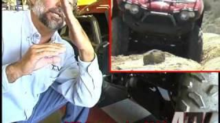 10. ATV Television Tech - All About ATV Suspensions - ATVTV Tech Video Series