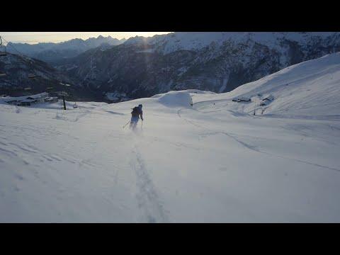 Skiing in Aosta + Kitzsteinhorn