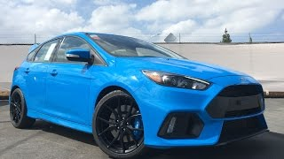 Matt Buys a 2016 Ford Focus RS! - First Canyon Drive by The Smoking Tire