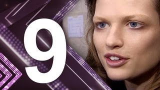 First Face - #9 Bette Franke - First Face Countdown Fall 2012 | FashionTV