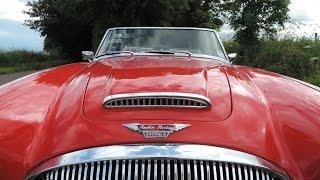 We drive Vintage Classics of Melksham (UK) 1965 MK111 Series 1 car. Full review at http://classiccarsdriven.com