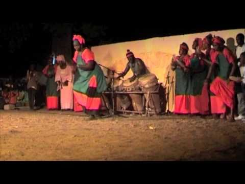 Bacary Olé Diedhiou - plays Bougarabou
