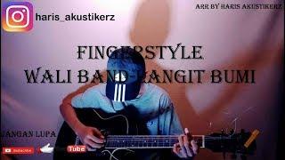 Langit Bumi - Wali Band + Lirik (Fingerstyle Guitar Cover)