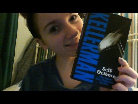 Book/Literature Review/Overview: Self Defence by Jonathan Kellerman + Quick vlog!