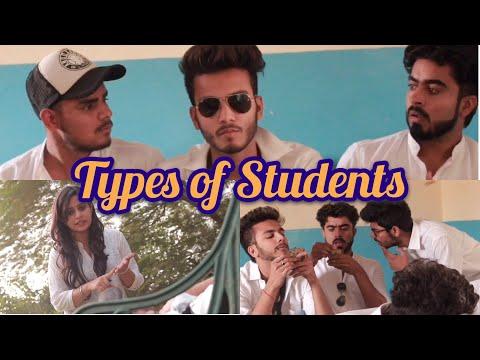 TYPES OF STUDENTS IN A CLASSROOM - | Elvish Yadav |