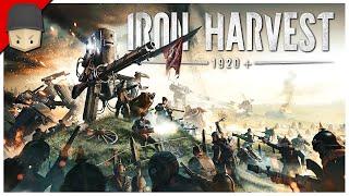 Iron Harvest | WAR OF THE MACHINES!