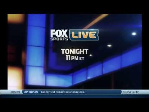 FOX Sports 1: FOX Sports LIVE