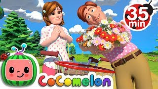 Video Daisy Bell + More Nursery Rhymes & Kids Songs - CoCoMelon MP3, 3GP, MP4, WEBM, AVI, FLV Maret 2019