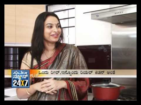 Video Seg_3 - Aaha Aduge Mane: Kitchen Interior Design Ideas - 25 March - Suvarna News download in MP3, 3GP, MP4, WEBM, AVI, FLV January 2017
