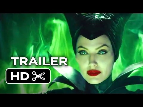 Maleficent Official Wings Trailer (2014) - Angelina Jolie Disney Movie HD