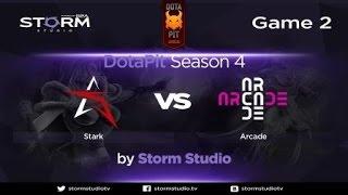 PR vs STARK, game 2