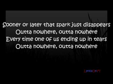 Pitbull Feat. Danny Mercer - Outta Nowhere (Lyrics) (HD)
