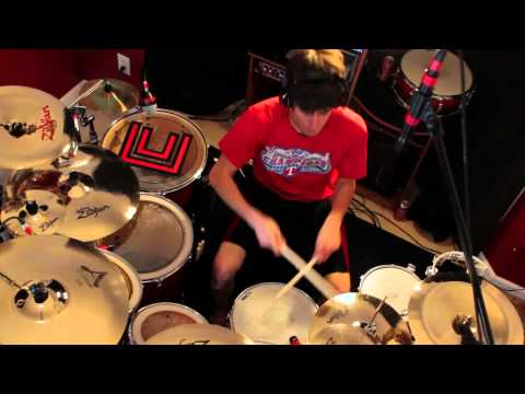 Rock N Roll - Drum Cover - Skrillex - 1080p HD