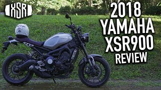 1. 2018 Yamaha XSR900 | Review