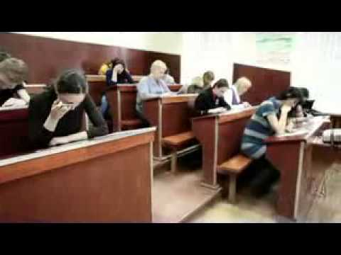 Cюжет о нашей автошколе ФГУ РУКК АТ