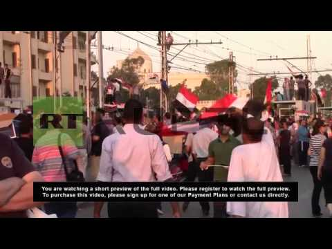 Egypt: Anti-Morsi protesters militate against Obama and Al-Q