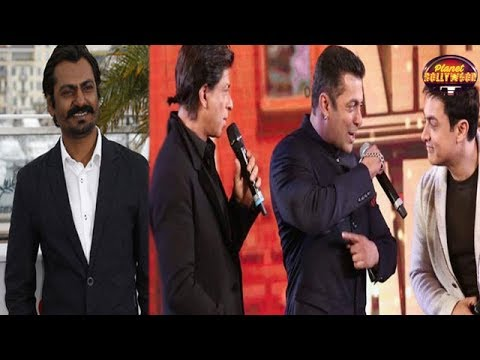 Nawazuddin Siddiqui Wants To Go The Salman,Aamir &