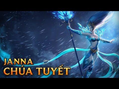 Janna Chúa Tuyết