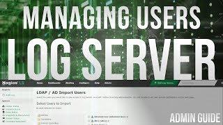 Log Server Administration Guide (Series)