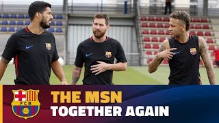 FC Barcelona on Social Media Subscribe to our official channel ...
