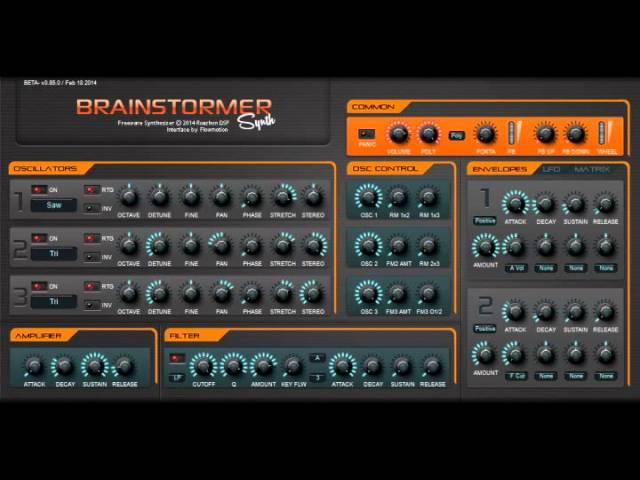 BrainStormer VST by Roazhon DSP