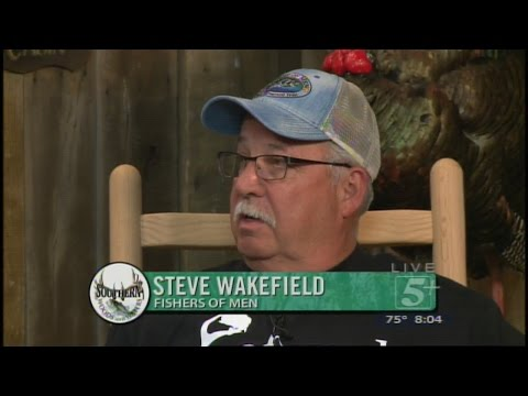 Southern Woods and Waters: Steve Wakefield and Matt Humble
