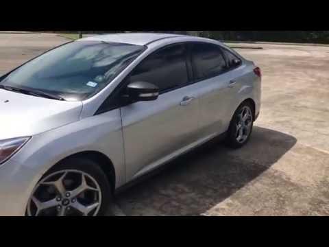 NEW ST WHEELS! Ford Focus 2014 Sedan Mod Update