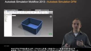 Simulation Moldflow 2013