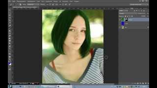 программа для изменения прически и цвета волос