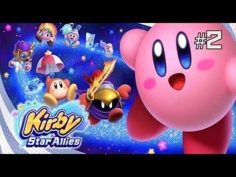 Twitch Livestream  Kirby Star Allies Part 2 FINAL [Switch]