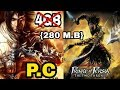 [280 MB] Download The Prince Of Persia The Two Thrones Highly Compressed For PC.