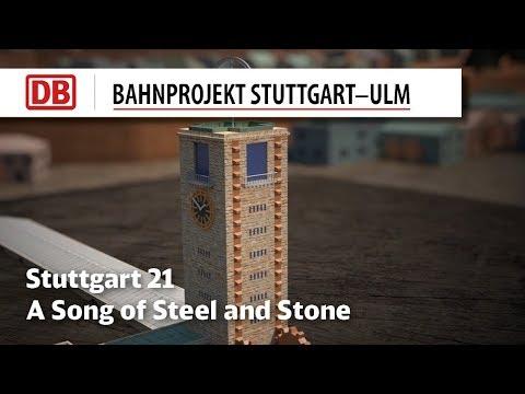 Bau des ersten Vollkelchs - Stuttgart 21 – A Song of Steel and Stone