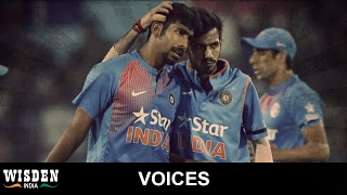 """Nehra is always helpful"""