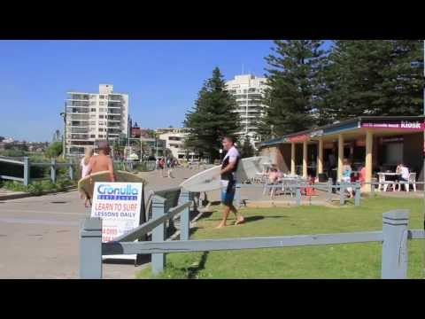 Cronulla Lifestyle Video