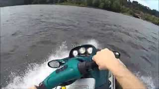 9. Seadoo GTX Carbed and GTX RFI Fuel Injected - Jetskiing Pittsburgh  (Pt 1)