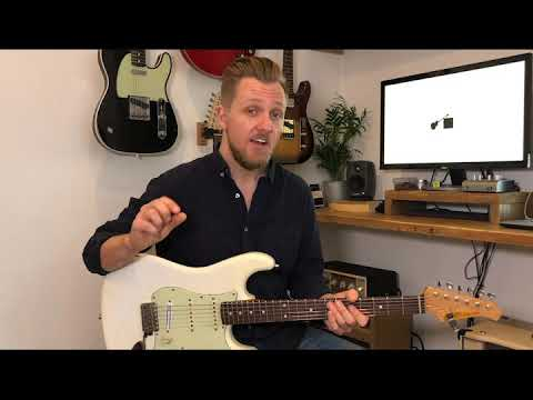 How to Expand Your Vocabulary to Create New Sounds for Electric Guitar | Allan Salmon