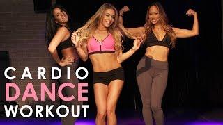 Cardio Dance Workout in Heels