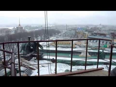 . Санкт-Петербург. Экскурсия в Исаакиевский собор