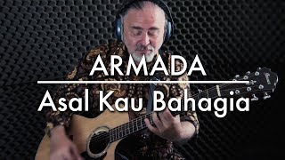 Video Asal Kau Bahagia | Fingerstyle Guitar MP3, 3GP, MP4, WEBM, AVI, FLV Maret 2018