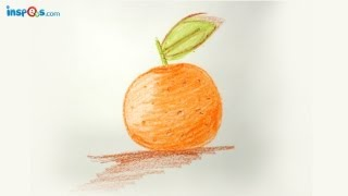 How to Draw Orange