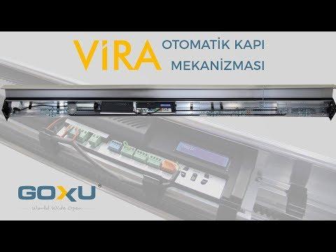 Vira Otomatik Kapı Mekanizması Montaj